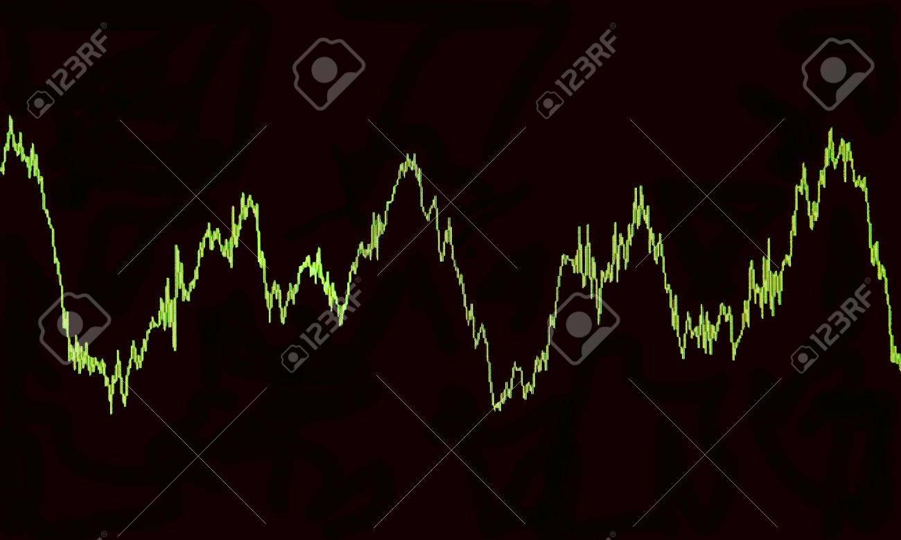 Sine Wave, Harmonics Stock Photo - 4068864