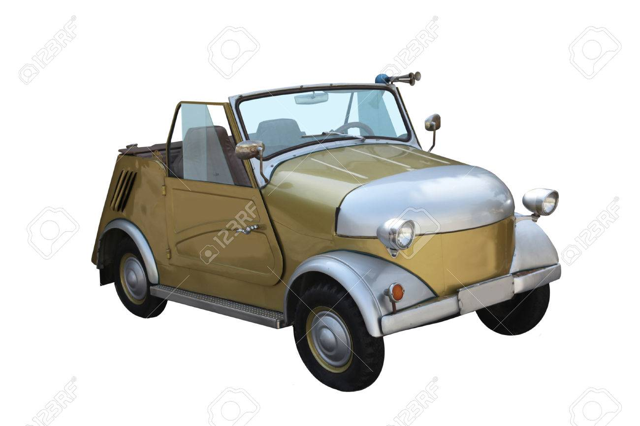 The Old Car For Invalids Micro Car An Invalid Carriage Made