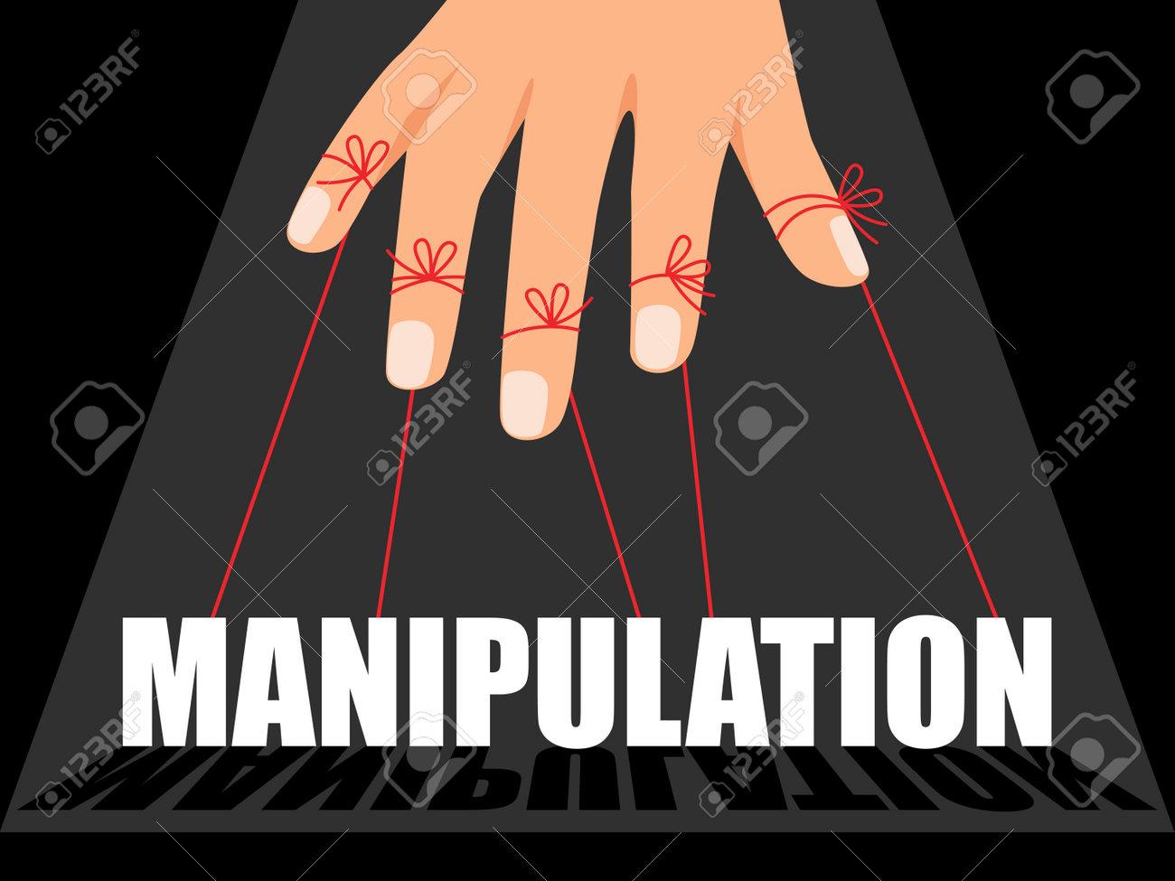 Manipulation control master - 171598626