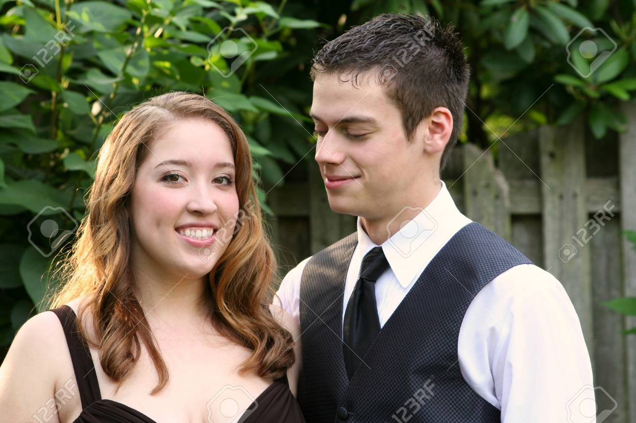 Prom dating