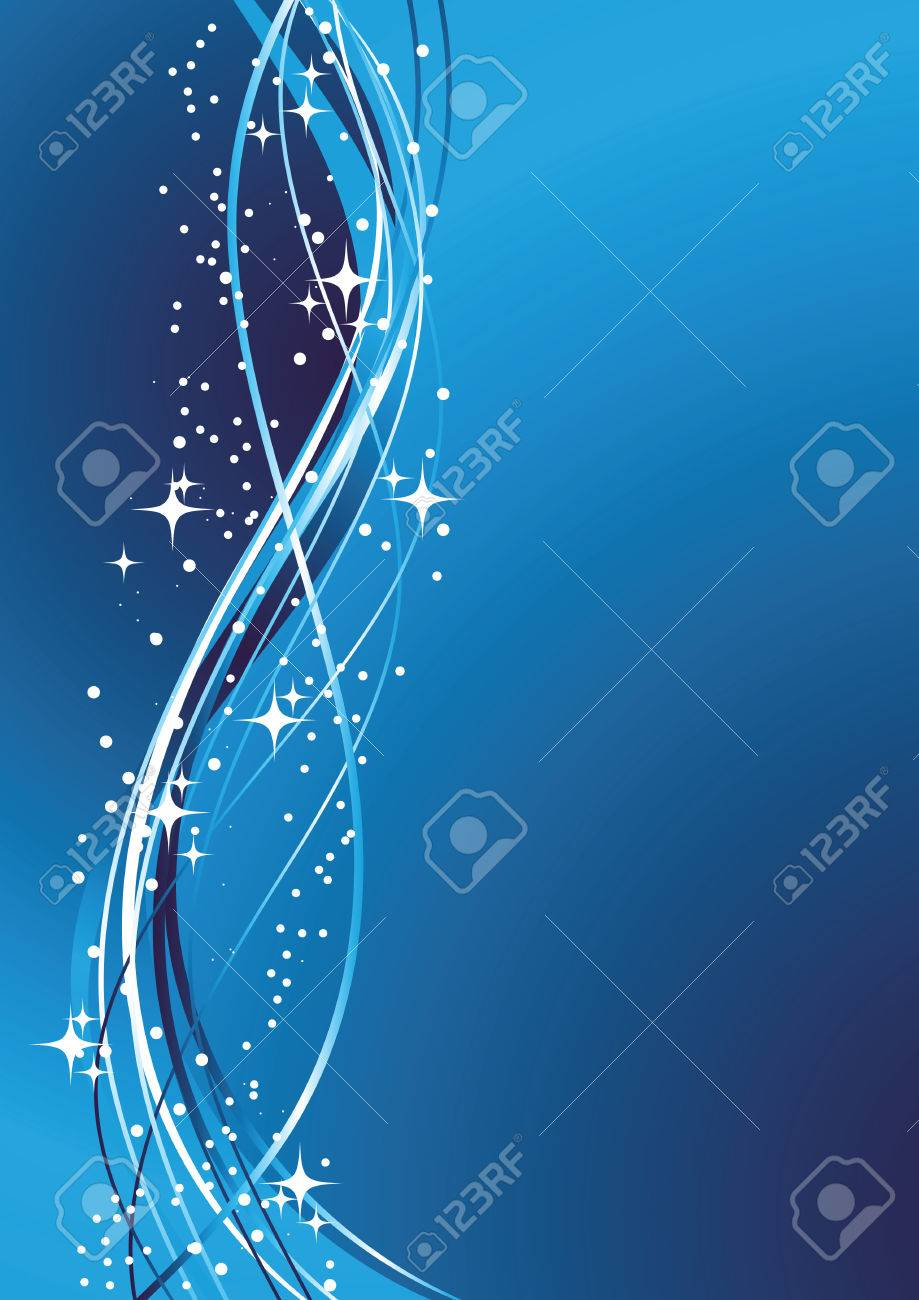 The vector illustration contains the image of abstract background Stock Vector - 6116543