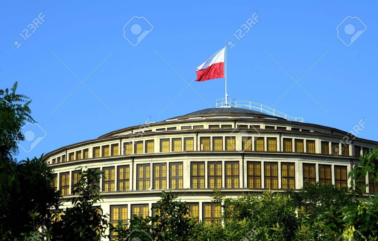 Wroclaw- Hall Millennium Stock Photo - 14558888