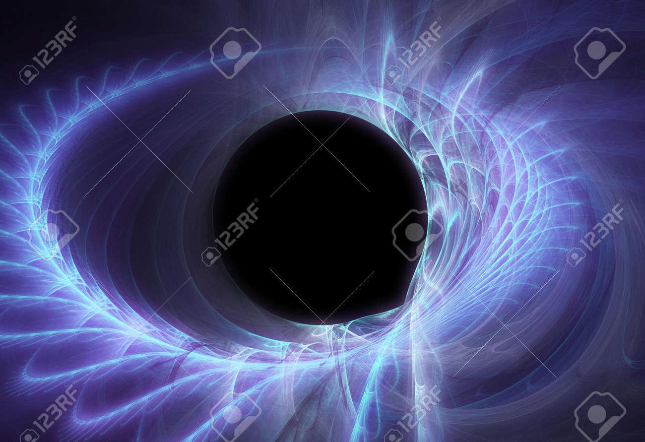 Sfondi desktop buco nero