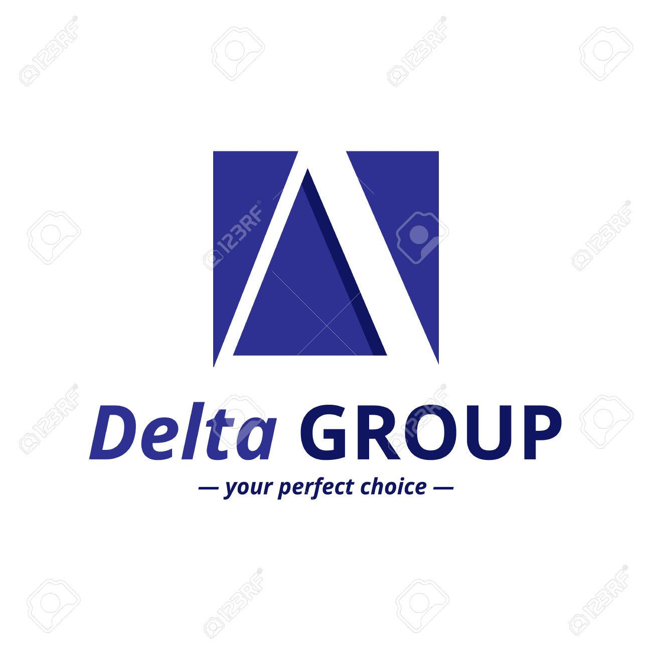 Vector minimalistic negative space greek letter logo delta letter vector minimalistic negative space greek letter logo delta letter symbol stock vector 55495532 biocorpaavc Choice Image