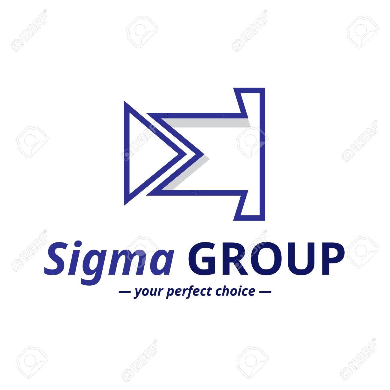 Vector minimalistic negative space greek letter logo sigma letter vector minimalistic negative space greek letter logo sigma letter symbol stock vector 55495541 biocorpaavc Choice Image