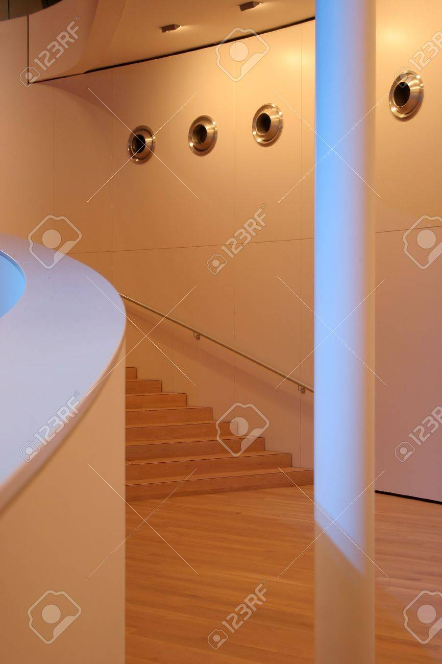 modern interior architecture details Stock Photo - 241530