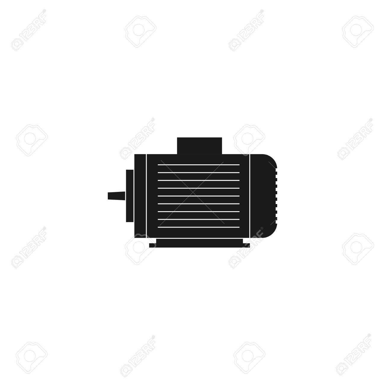 Electric Motor Symbol - Dolgular.com for Electric Motor Symbol  155sfw