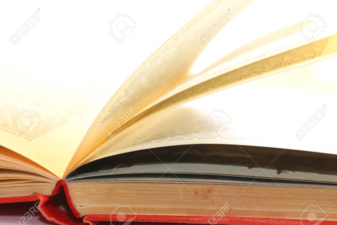 Opened Book Stock Photo - 5099889