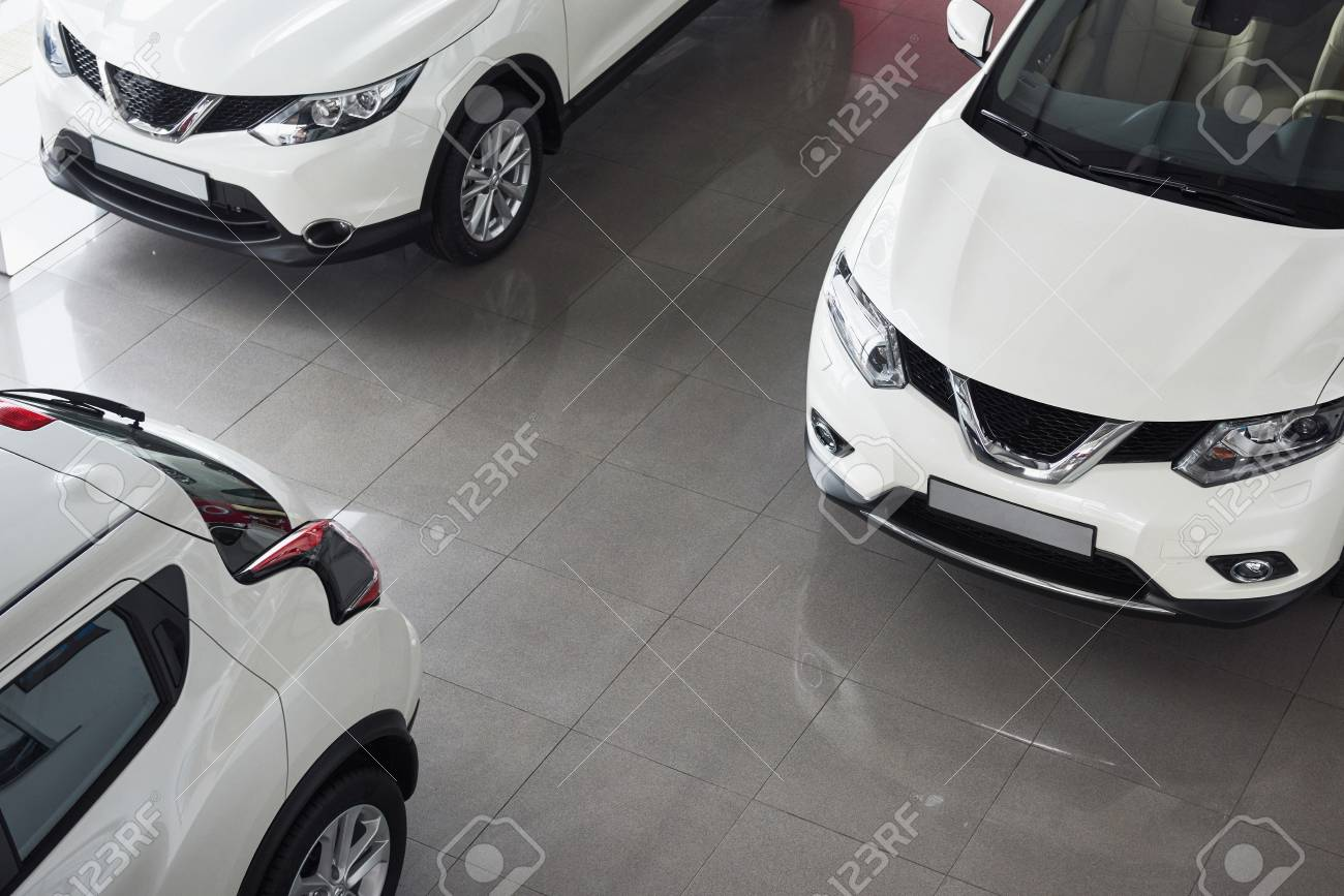 Car Sales, Marketplace, Shot At Wide Angle. Stock Photo, Picture And ...