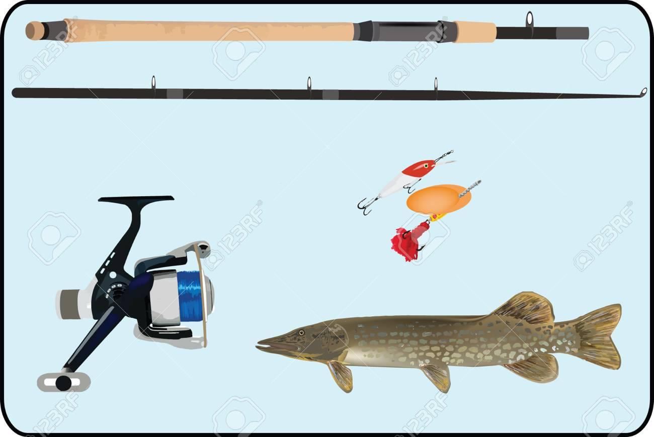 pesca sportiva attrezzature - 14845676