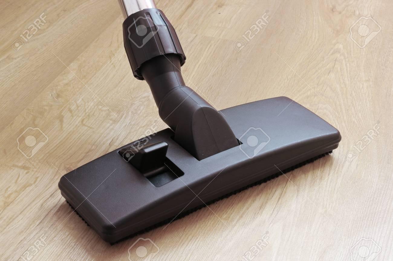 Cleaning Laminate Floor Vacuum Cleaner Universal Nozzle Stock Photo 83526175