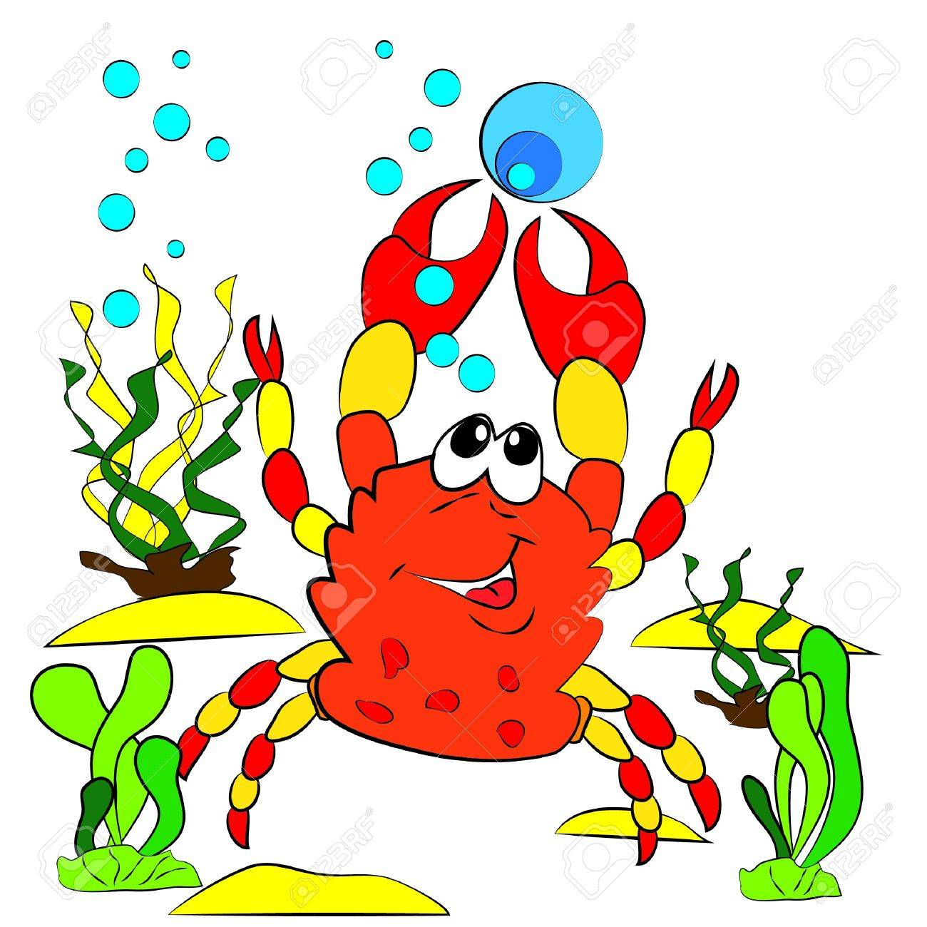 painted crab stock photos u0026 pictures royalty free painted crab