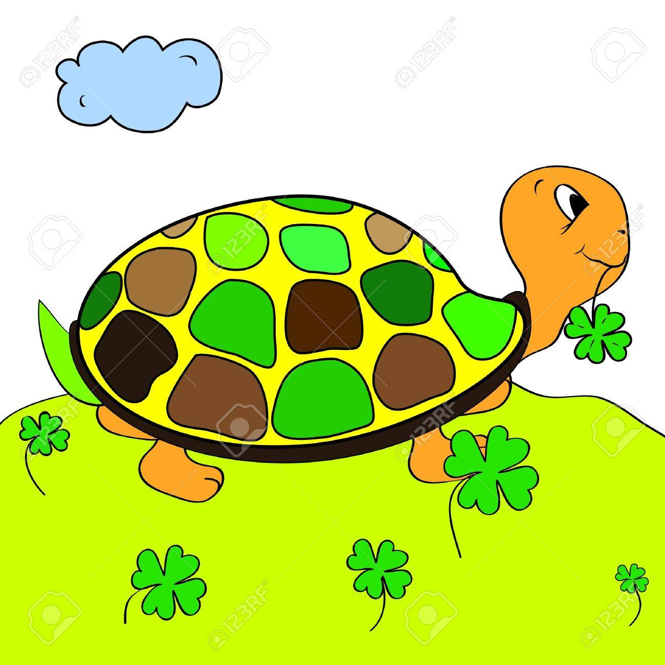 Uncategorized Tortoise Pictures For Kids color page tortoise turtle royalty free cliparts vectors and stock vector 15191188