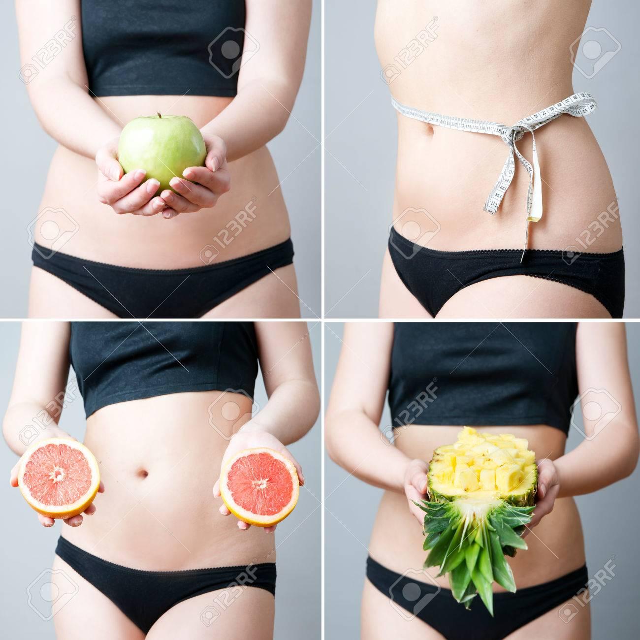 Gewichtsverlust mit Früchten