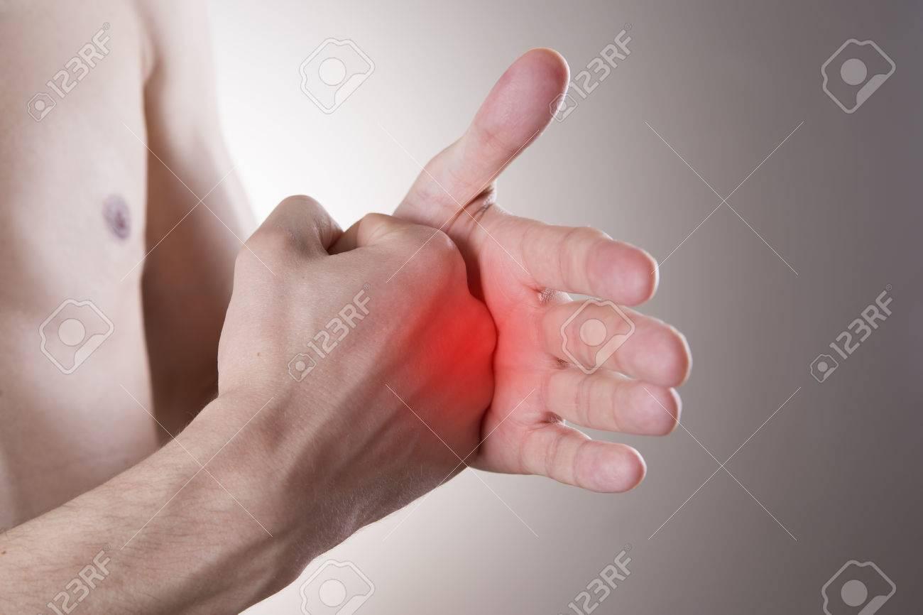 痛み 手のひら