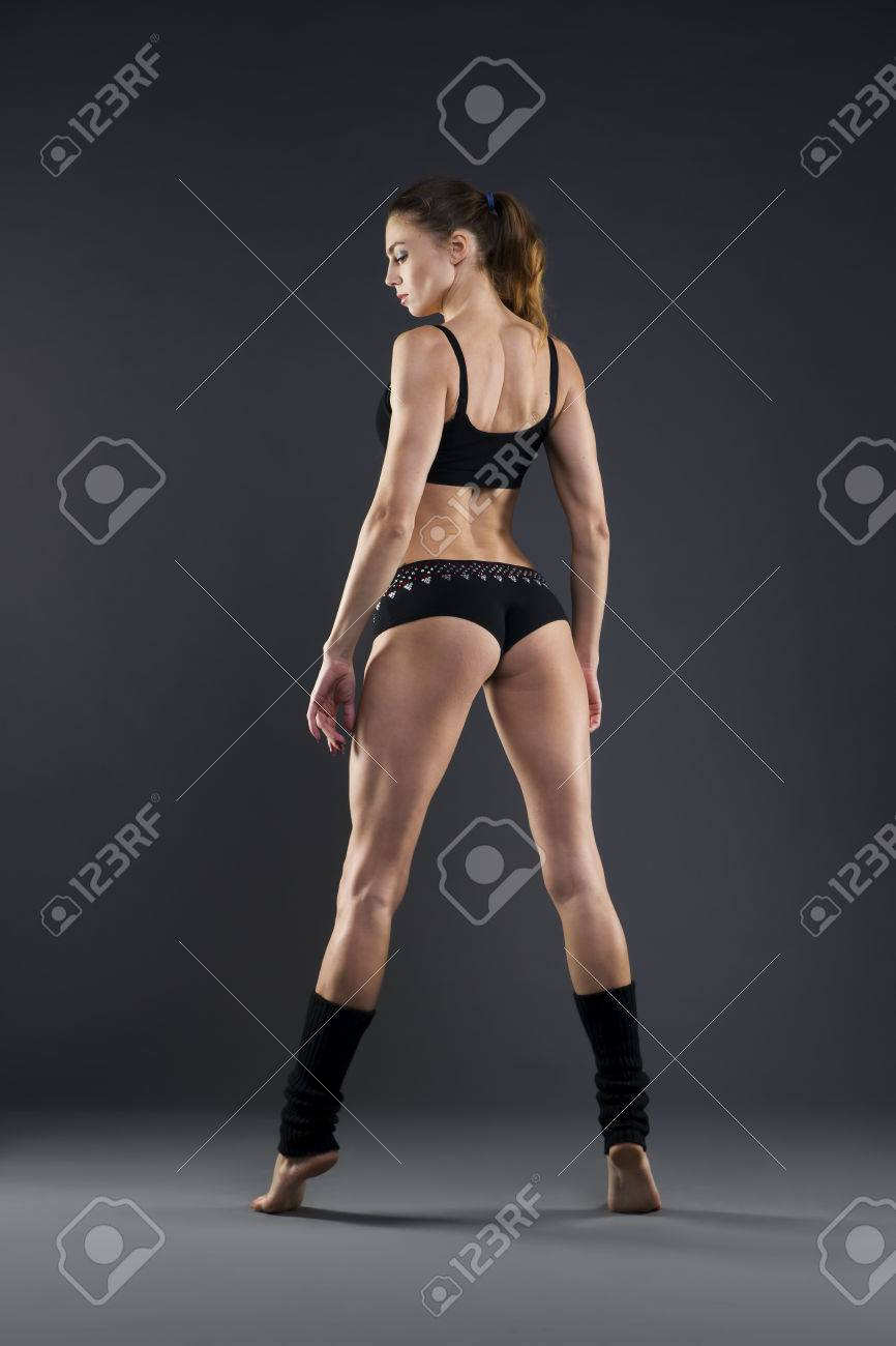 corps de femme musclee