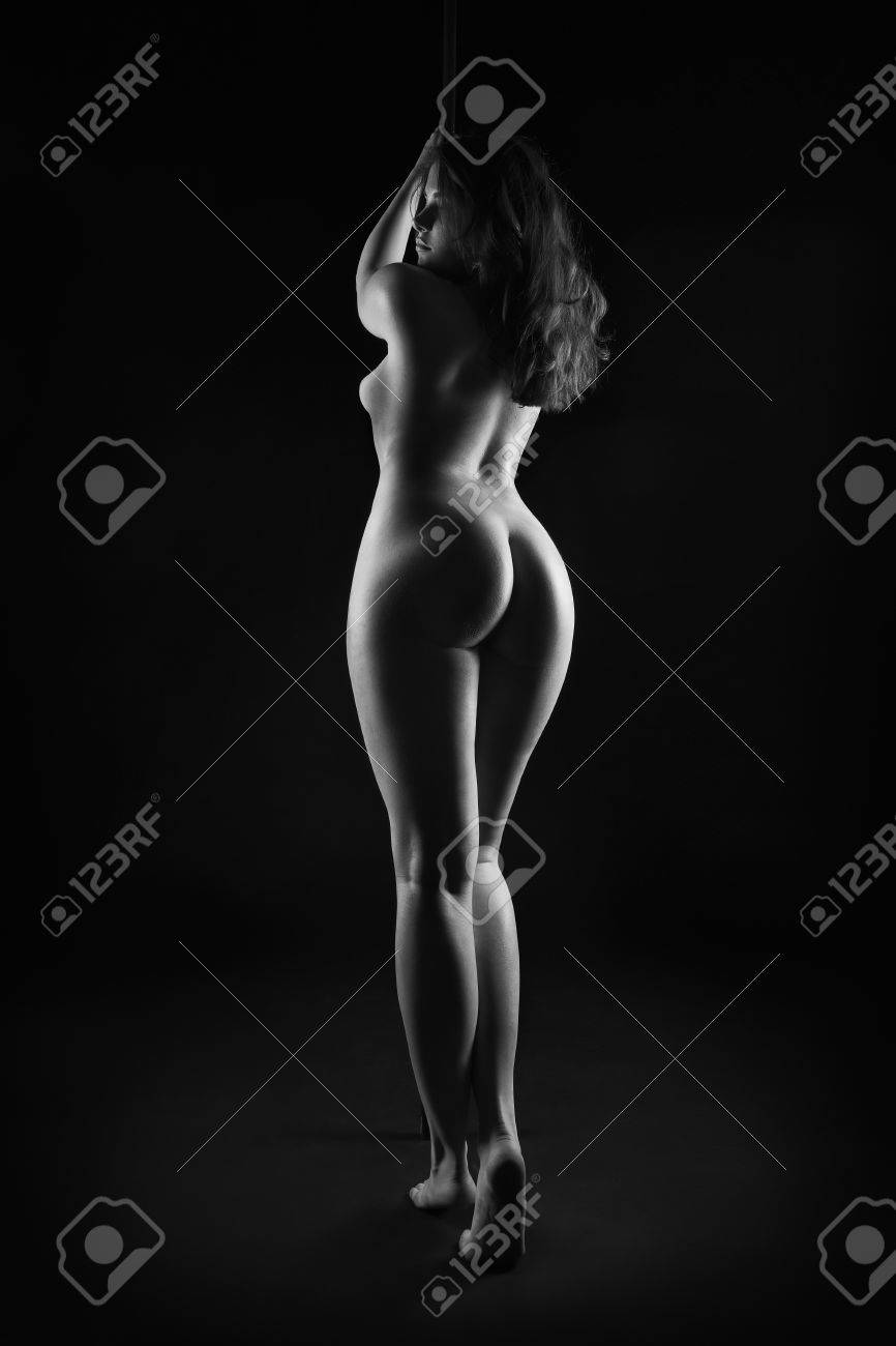 dark nude art