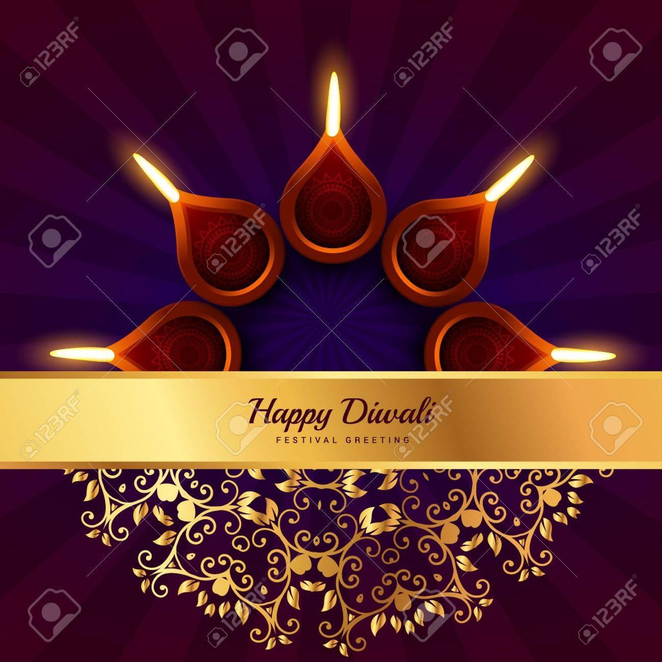 Happy diwali greeting design background royalty free cliparts happy diwali greeting design background stock vector 50771400 m4hsunfo