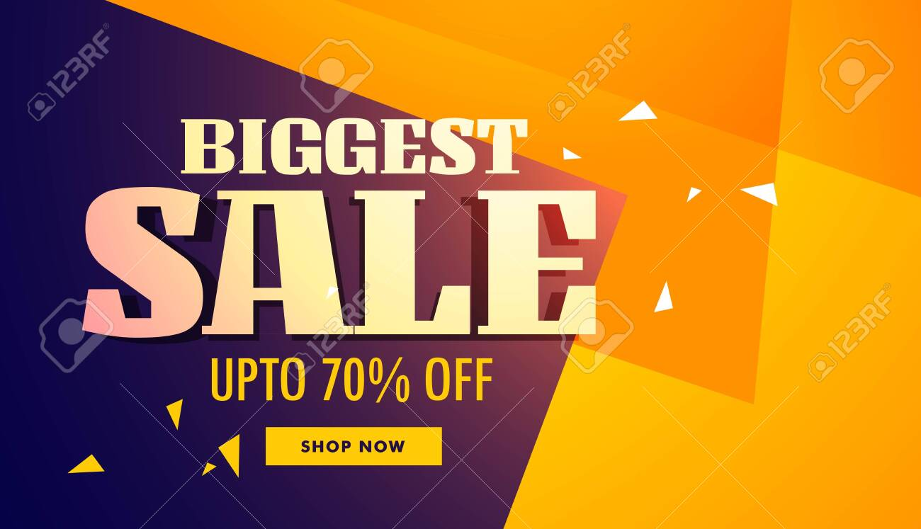 sale, discount and offer marketing banner template design - 149166814