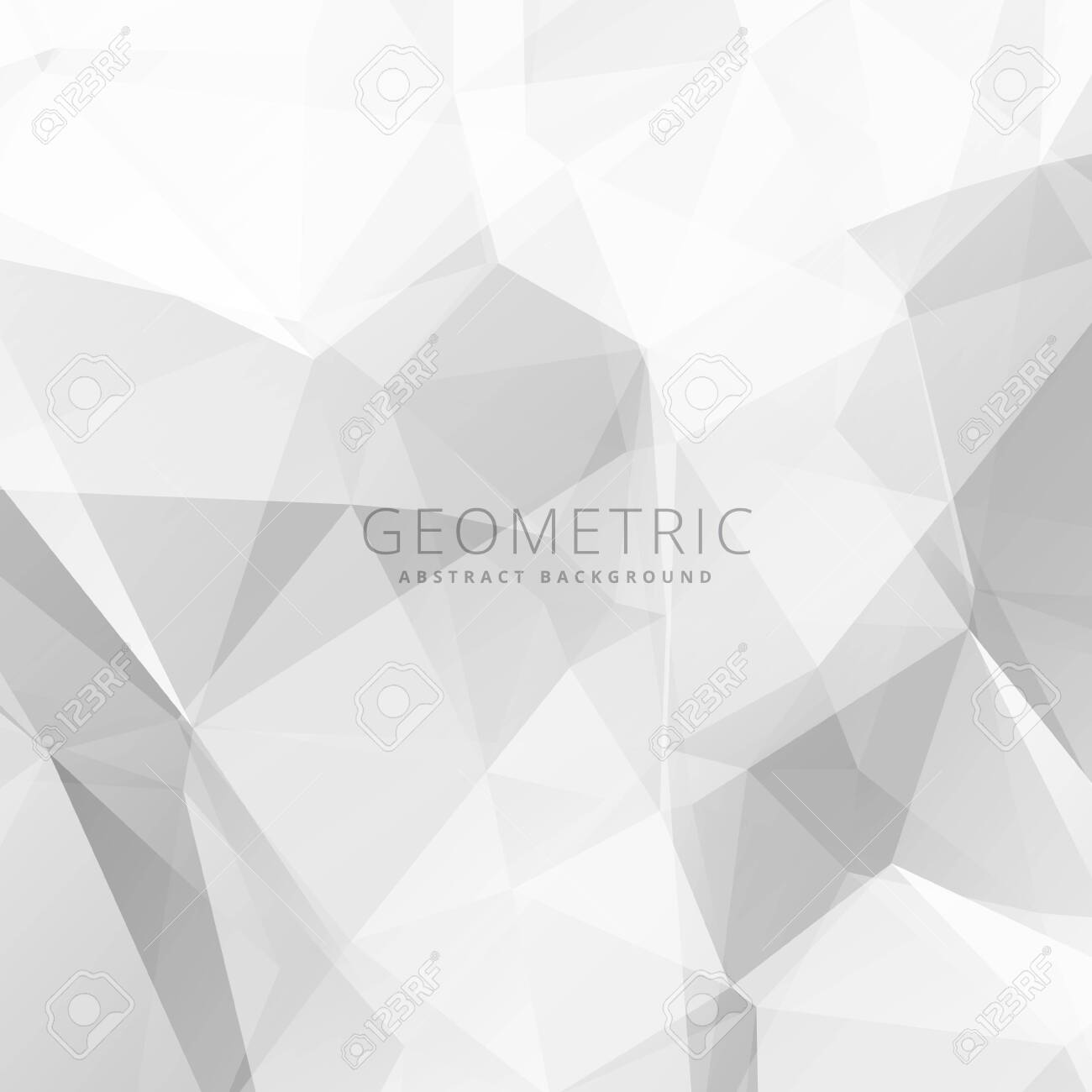 abstract gray white background - 153217534