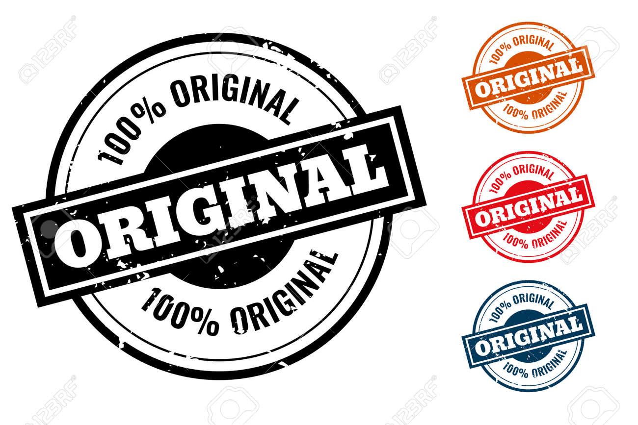 original quality rubber stamp or label set - 167909907
