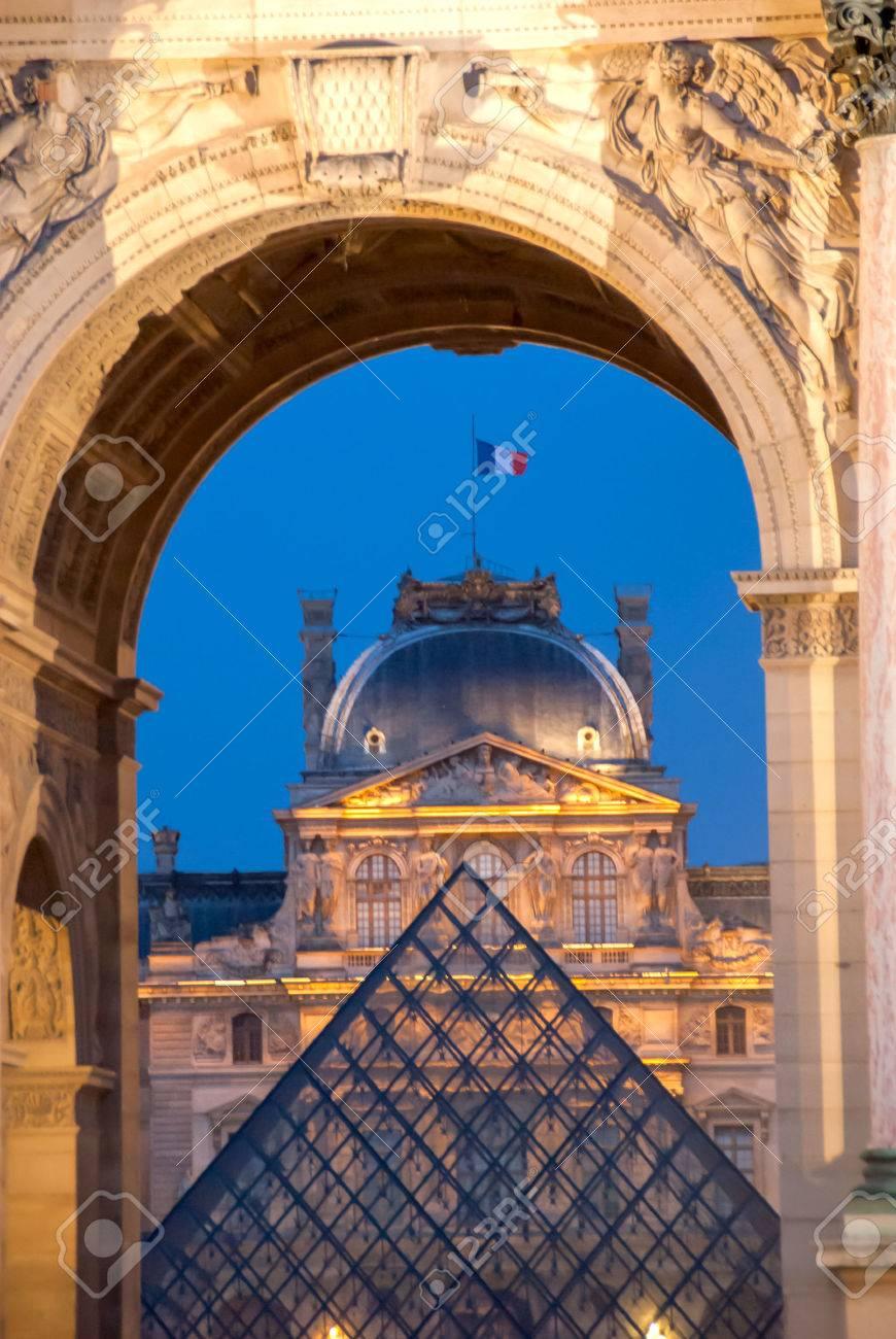 Resultado de imagen para arco del triunfo louvre