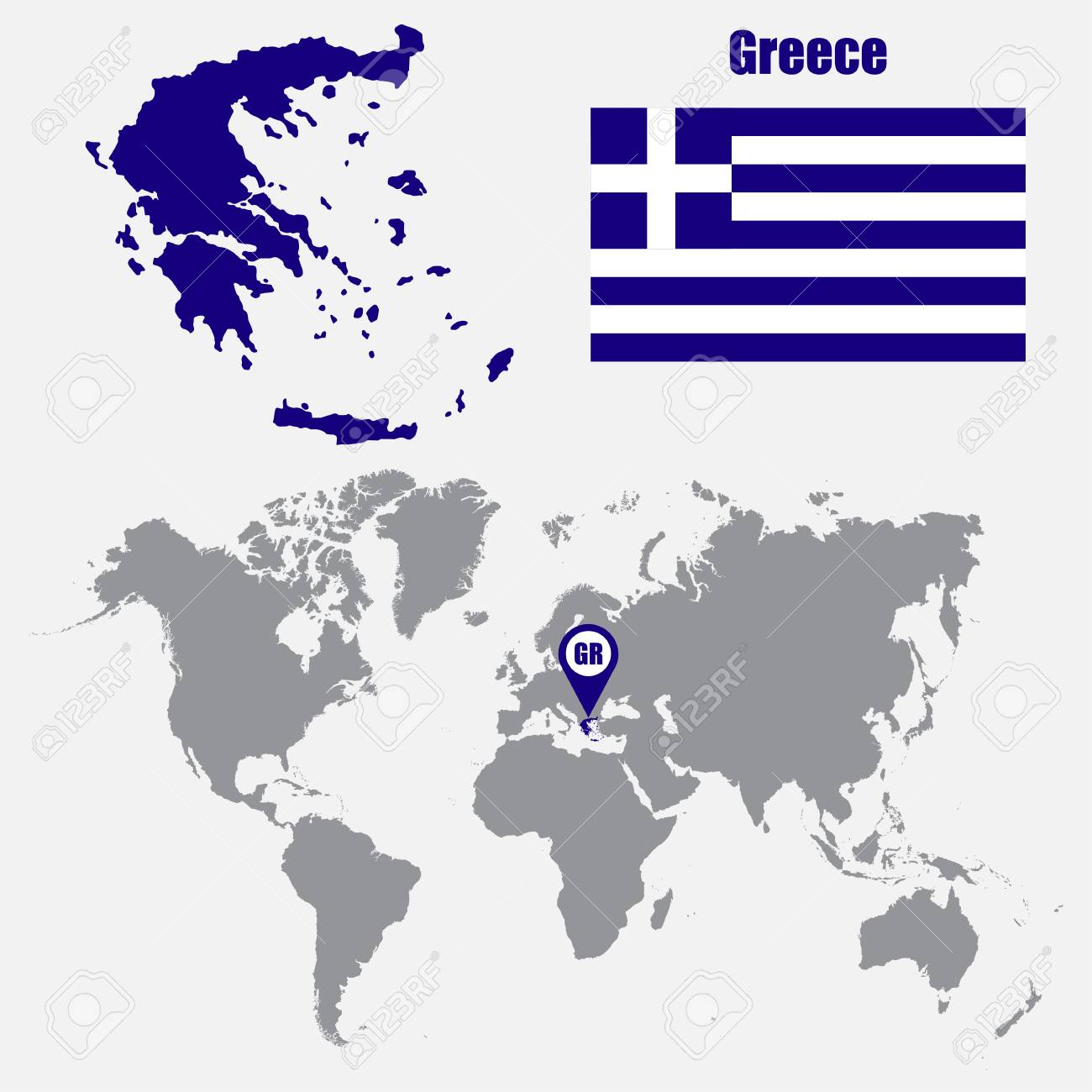 Greece On World Map on greece on europe map, greece map with attractions, athens greece world map, greece on middle east map, athens greece on map, greece on earth, greece on a map,