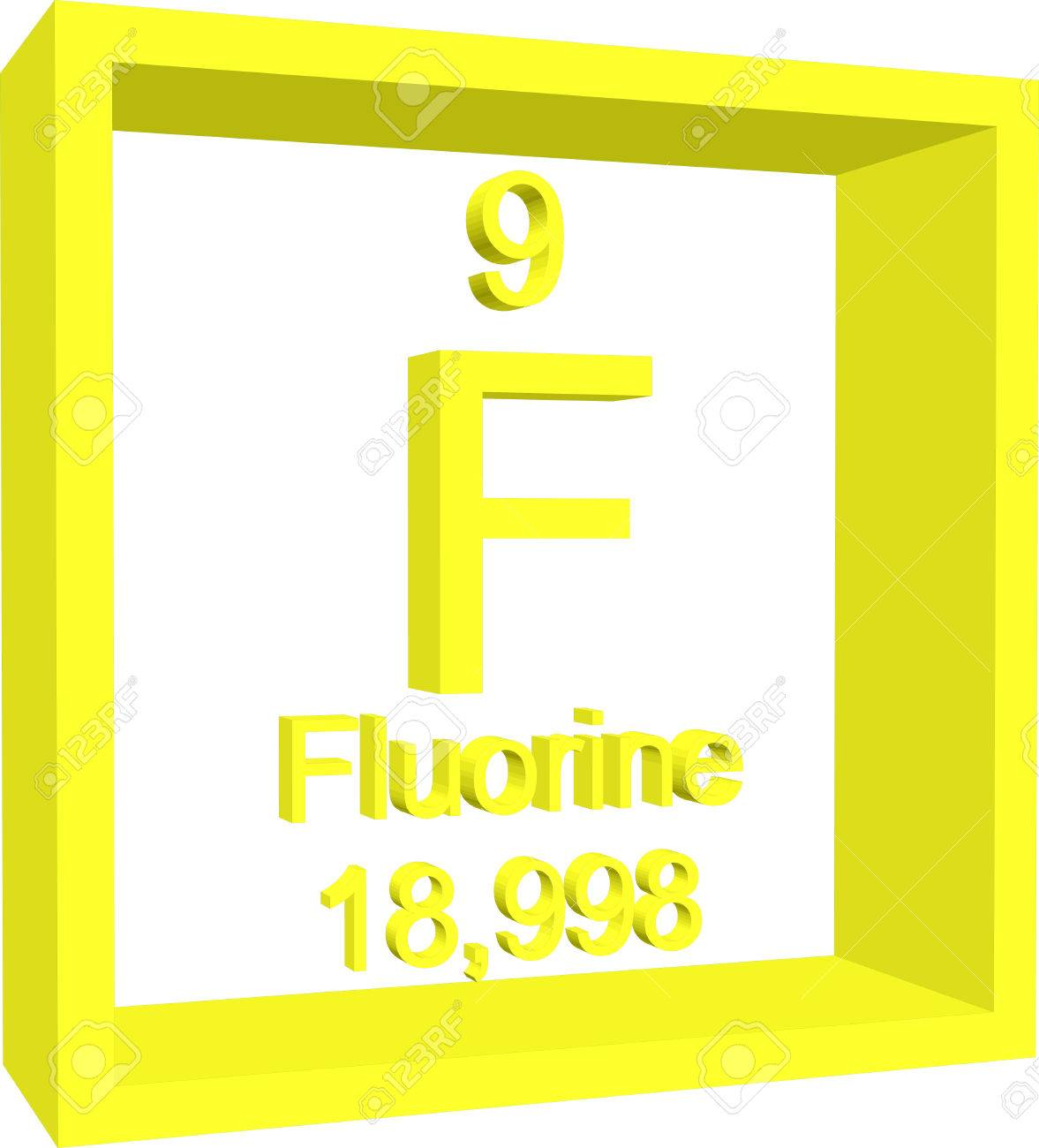 Periodic table of elements fluorine royalty free cliparts vectors periodic table of elements fluorine stock vector 57970252 urtaz Images