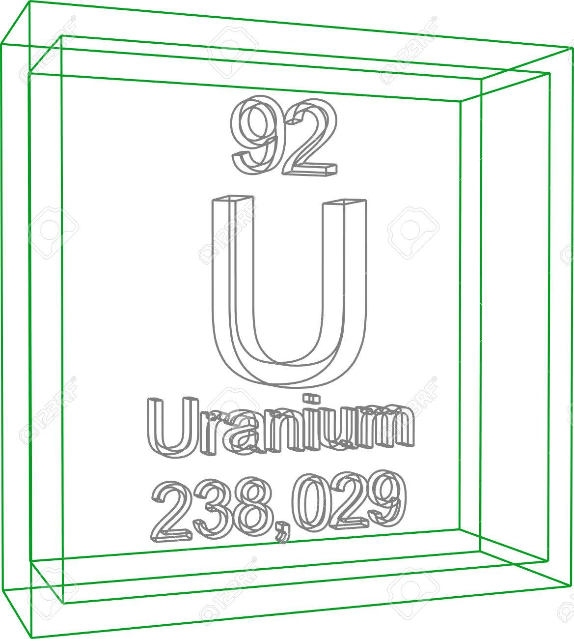 Periodic table of elements uranium choice image periodic table periodic table of elements uranium royalty free cliparts periodic table of elements uranium stock vector 57970975 gamestrikefo Image collections