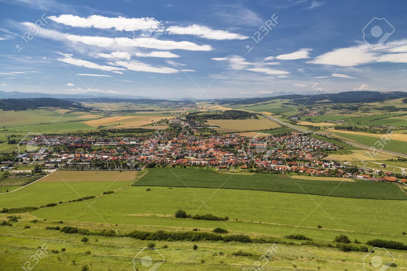 Spisske Podhradie is a town in Spis in the Presov Region of Slovakia
