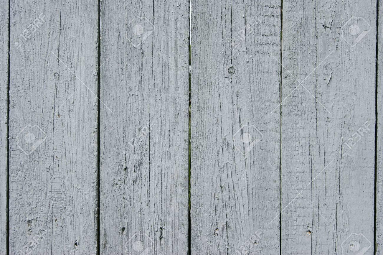 Holzzaun In Grau Lackiert Lizenzfreie Fotos Bilder Und Stock
