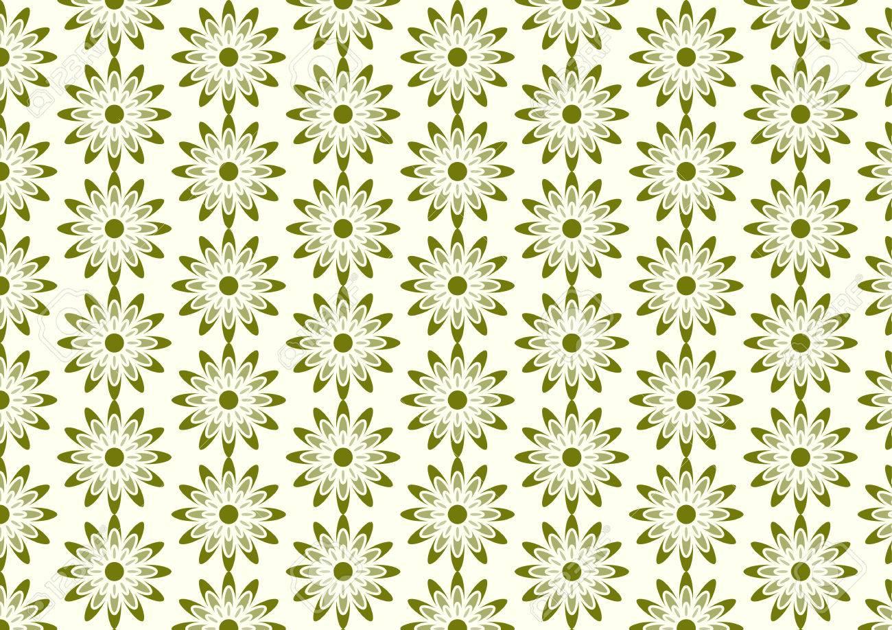 Green cute flower pattern in abstract shape on pastel background green cute flower pattern in abstract shape on pastel background sweet blossom pattern style for mightylinksfo