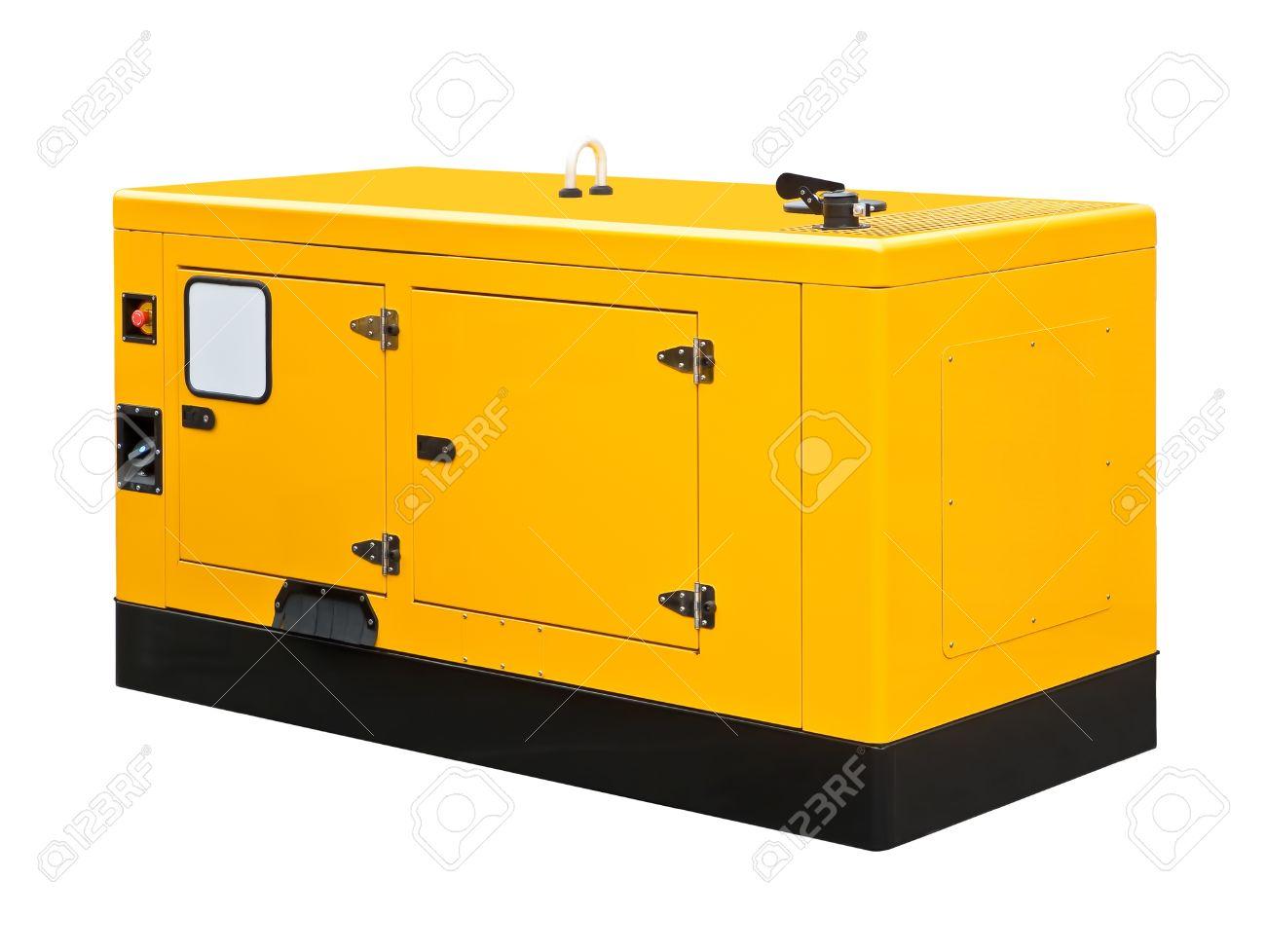Big generator Standard-Bild - 21621453