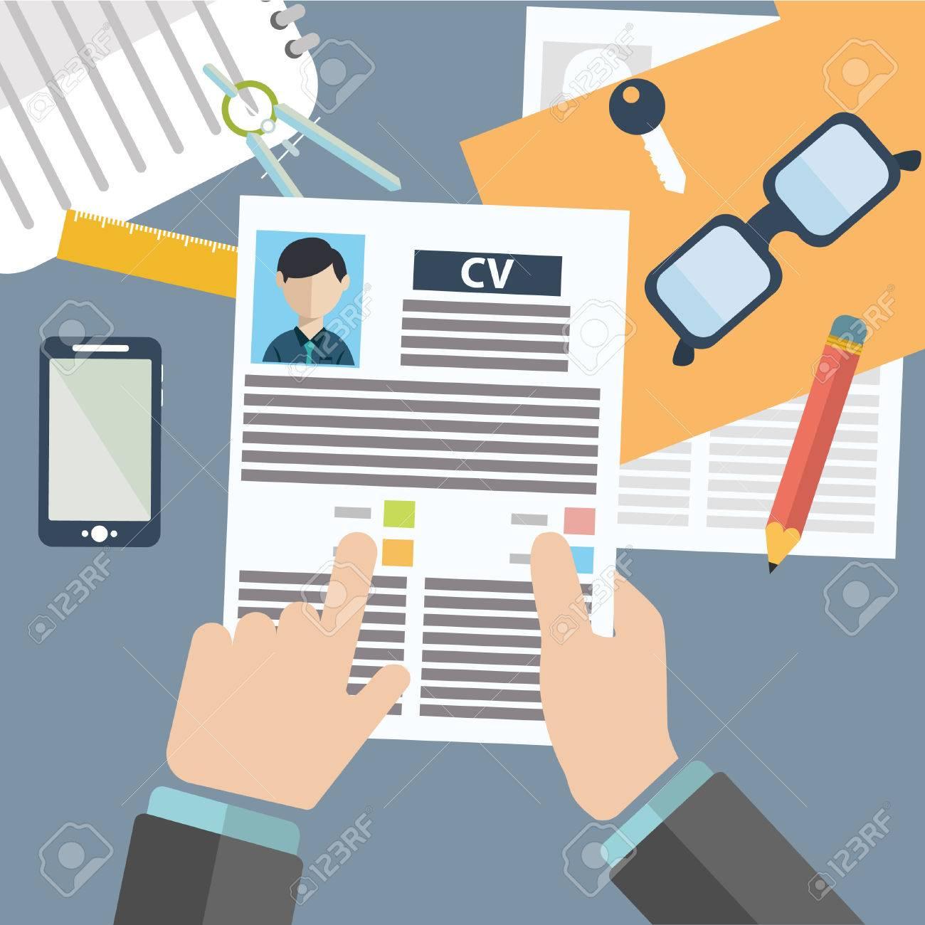personel resume