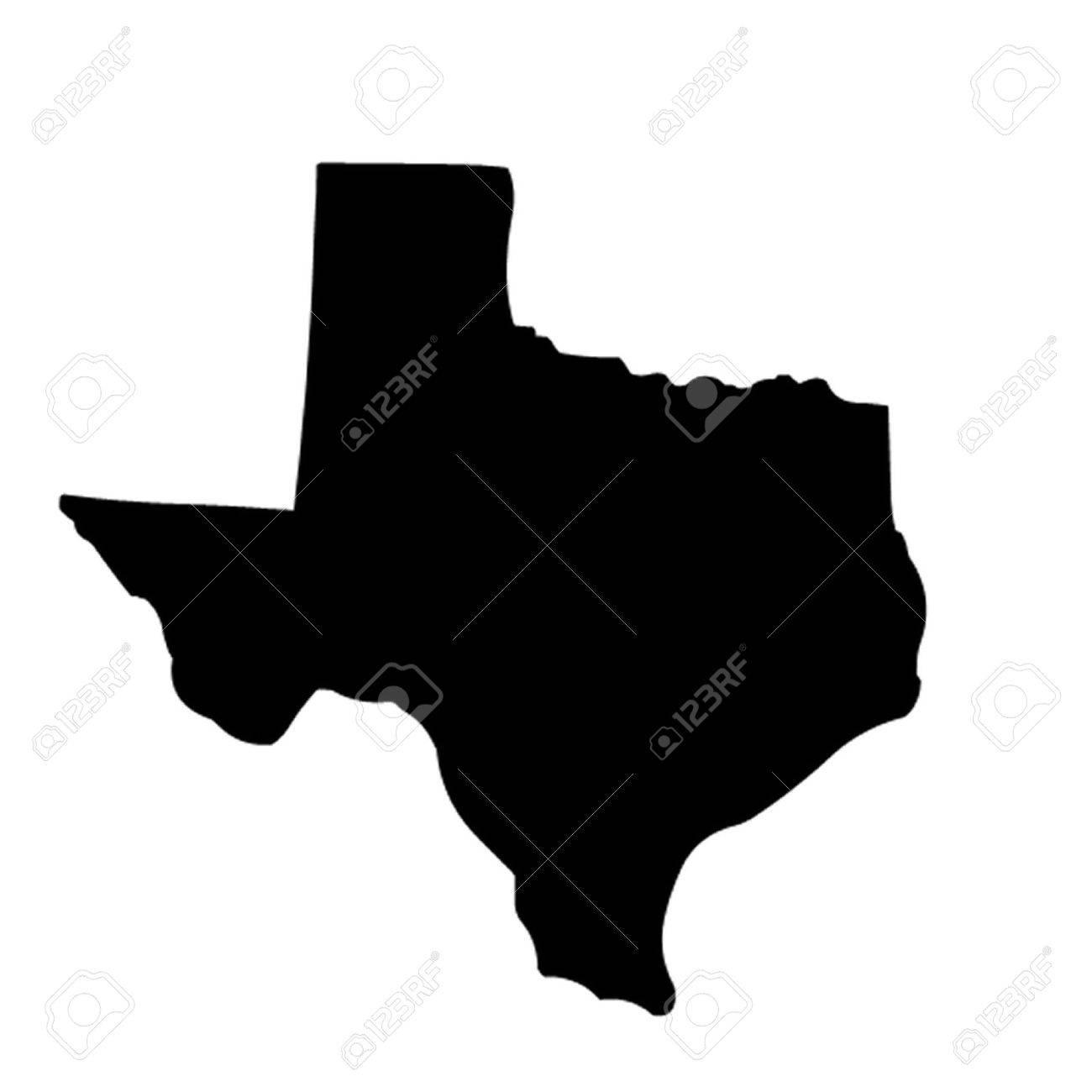 Texas State USA Stock Vector - 12066199