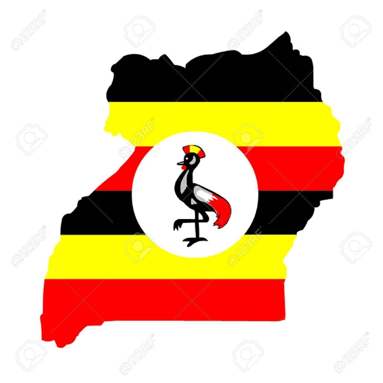 Uganda Stock Vector - 12833779