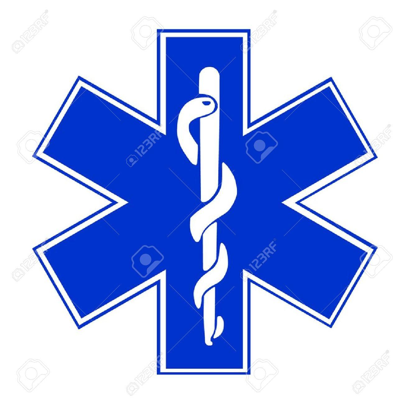 Star of Life EMT Symbol - 17689793