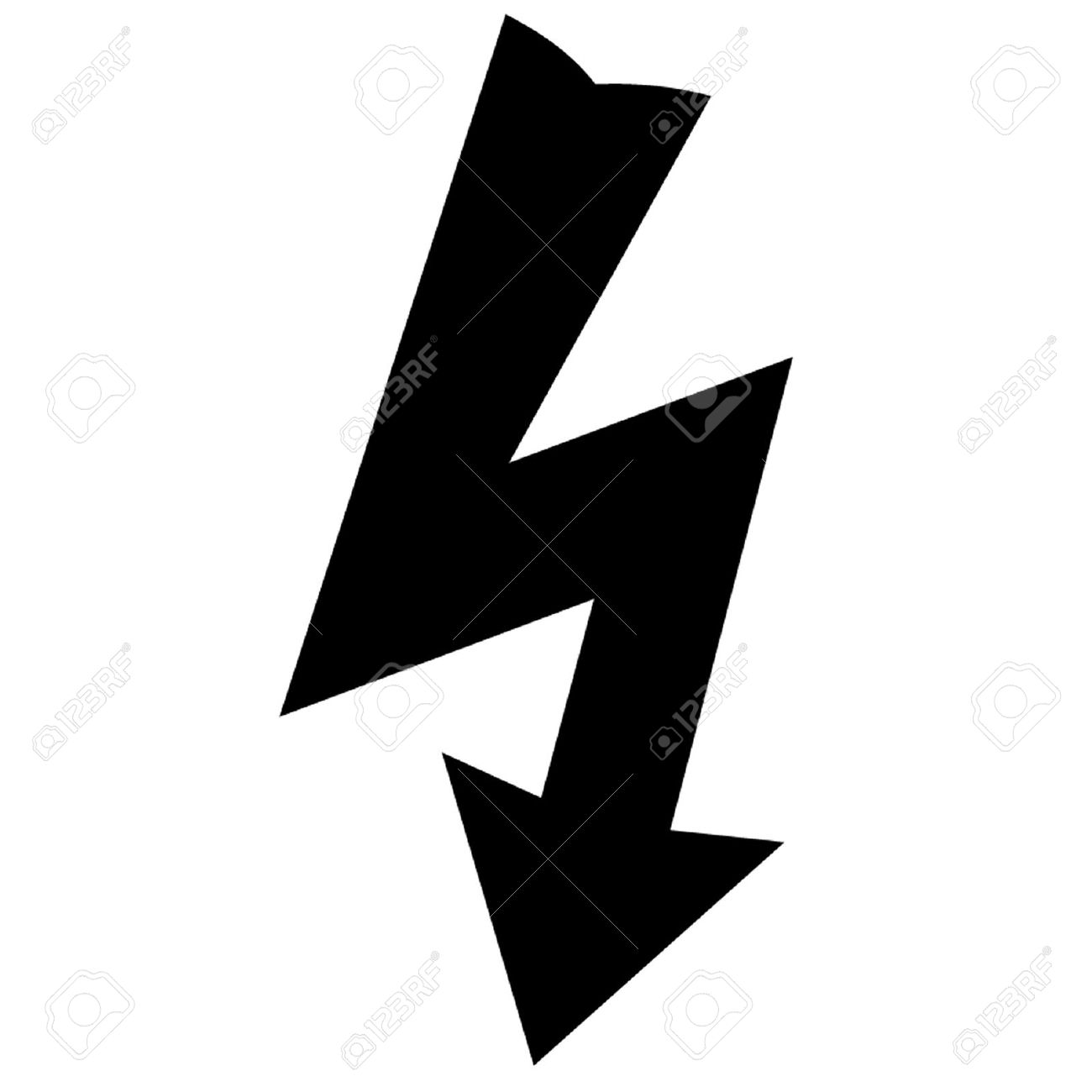 Electricity Symbol Royalty Free Cliparts, Vectors, And Stock ...