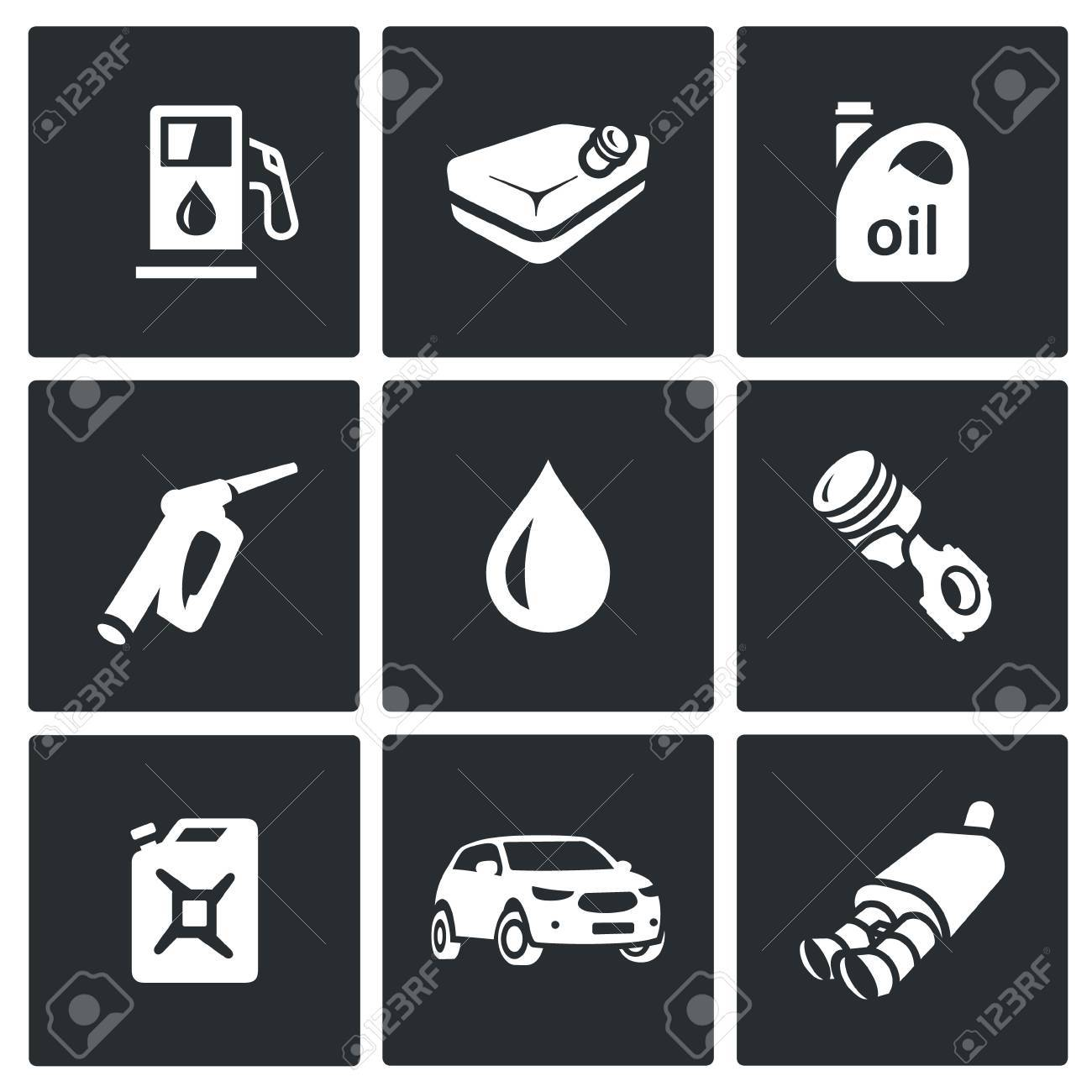 Refuelling The Car Equipment And Capacity Isolated Symbols