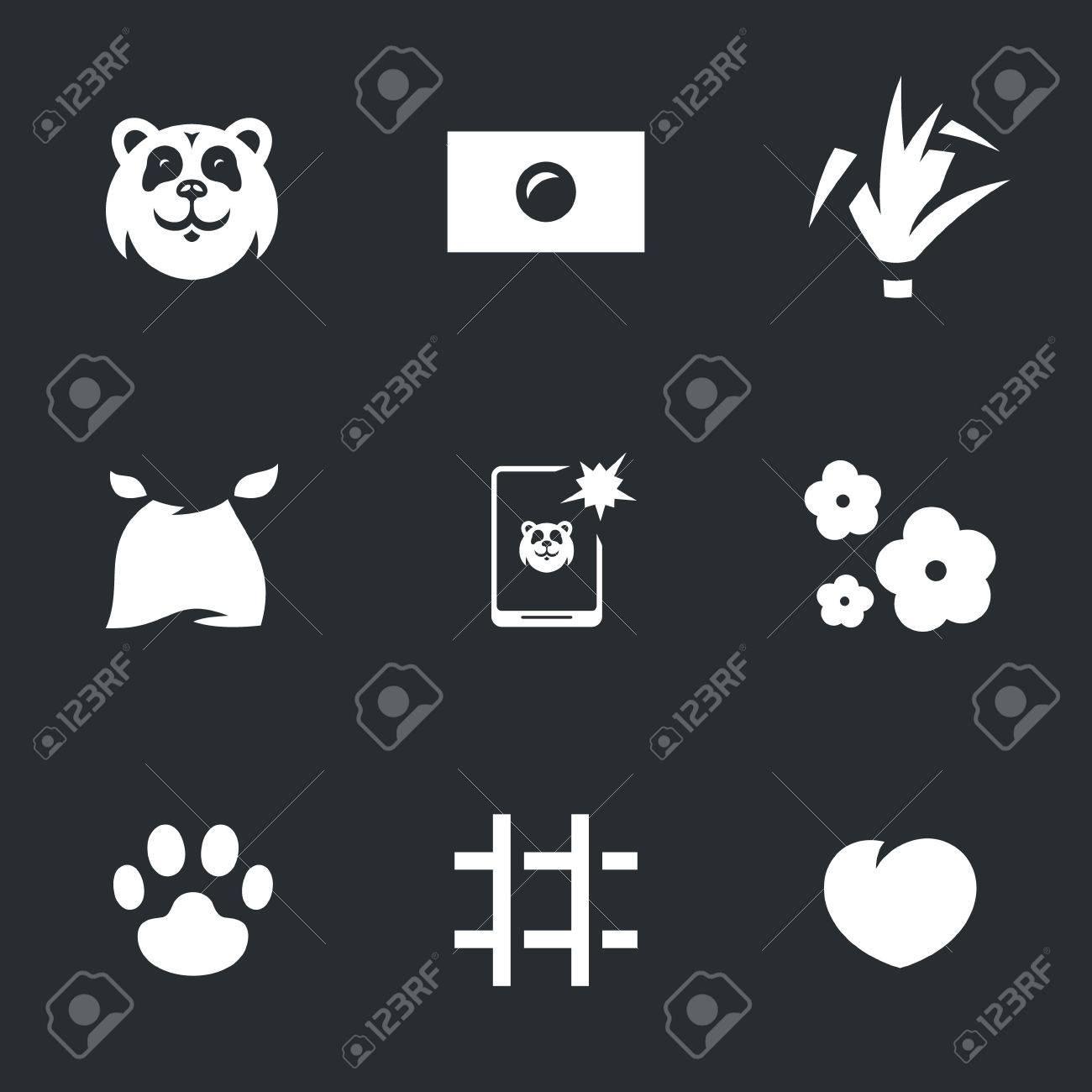 Bär, Japan-Flagge, Bambus, Lätzchen, Selfie, Kirsche, Pfote, Zelle ...