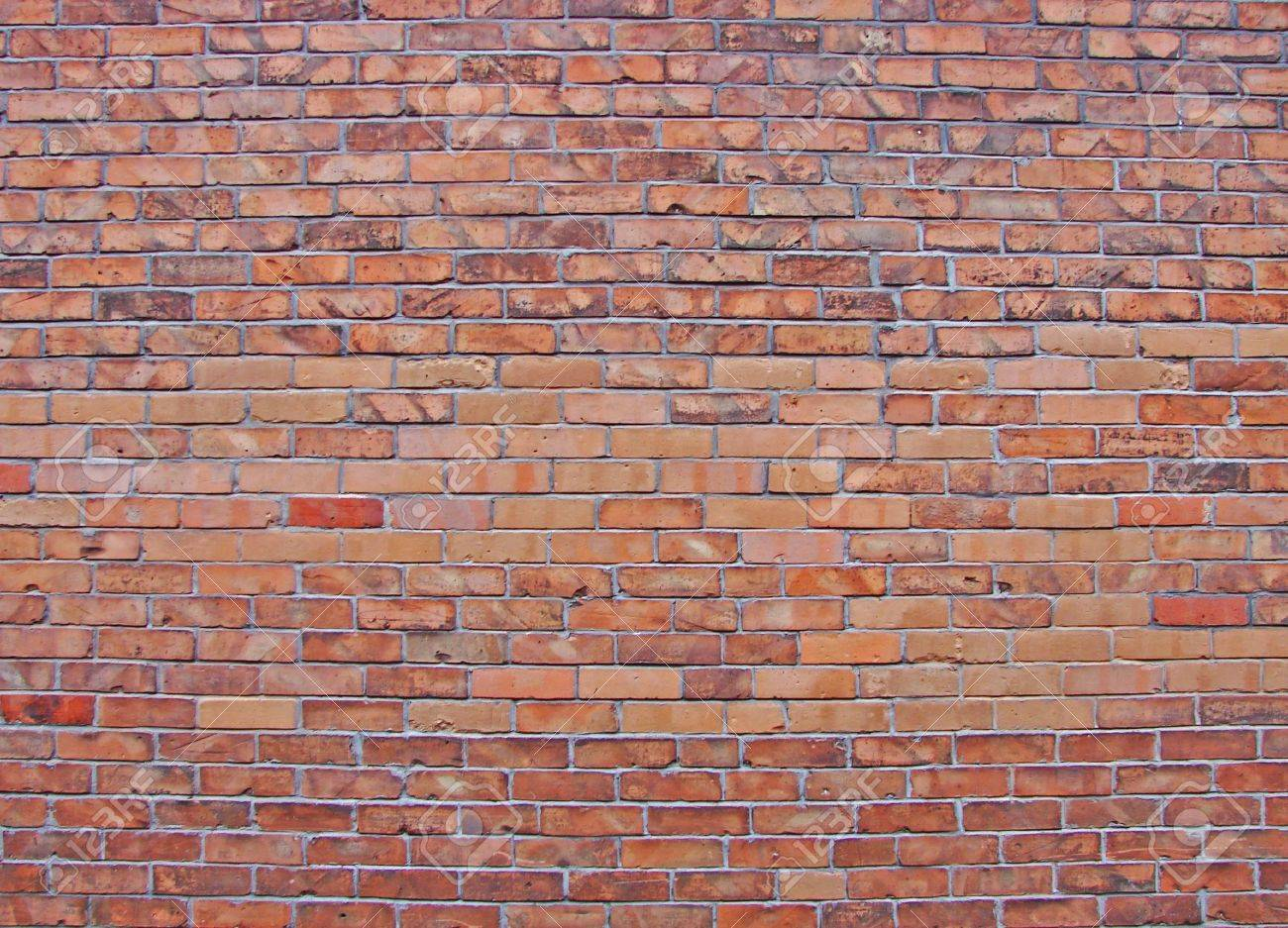 red brick wall filling the whole page stock photo picture and