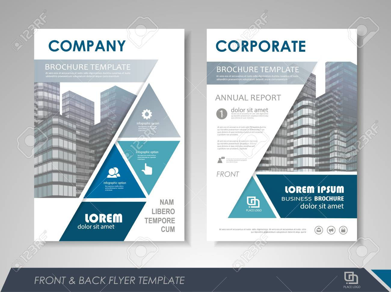 corporate report format corporate report format