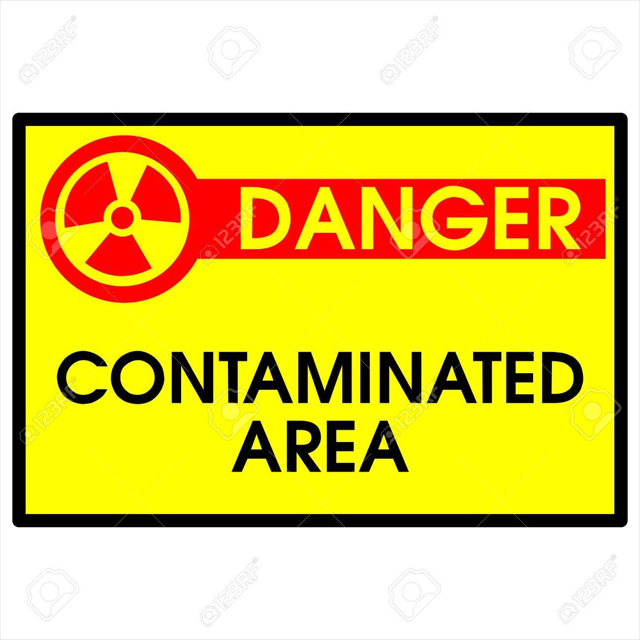 Dander area - contaminated Stock Photo - 7143919