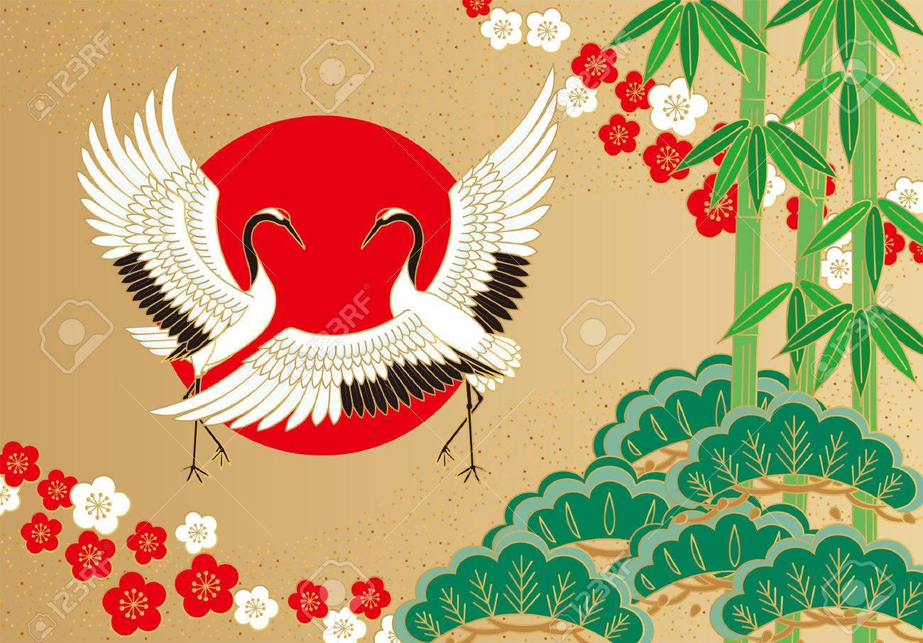 Cranes Auspicious - 51306733