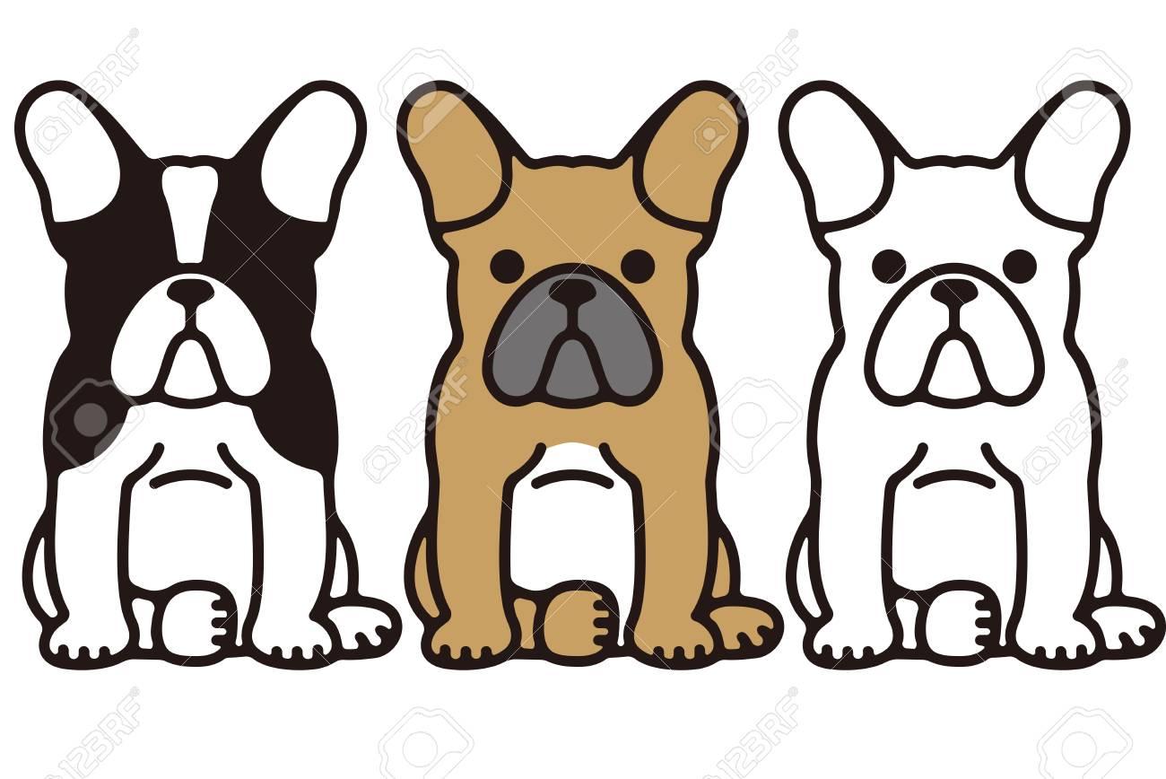 French bulldog Funny Pet Dog - 87627128