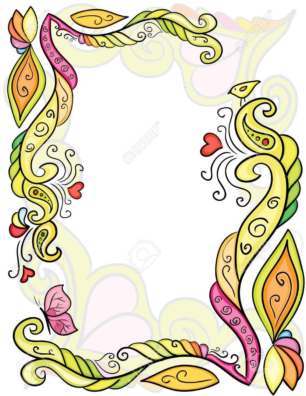Banque dimages , Motif de fleur de couleur pour beau design