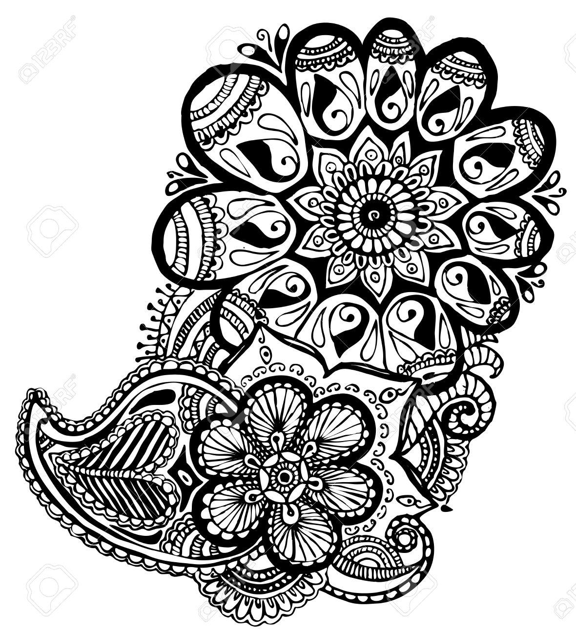 Swirl Design Black Clip Art At Clkercom Vector Clip Art Online