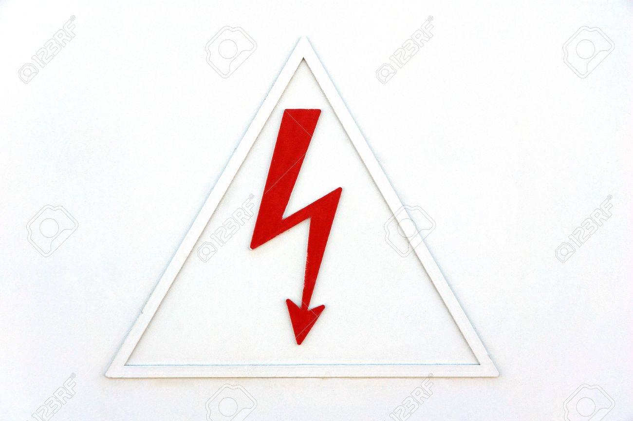 Strom-Zeichen Lizenzfreie Fotos, Bilder Und Stock Fotografie. Image ...