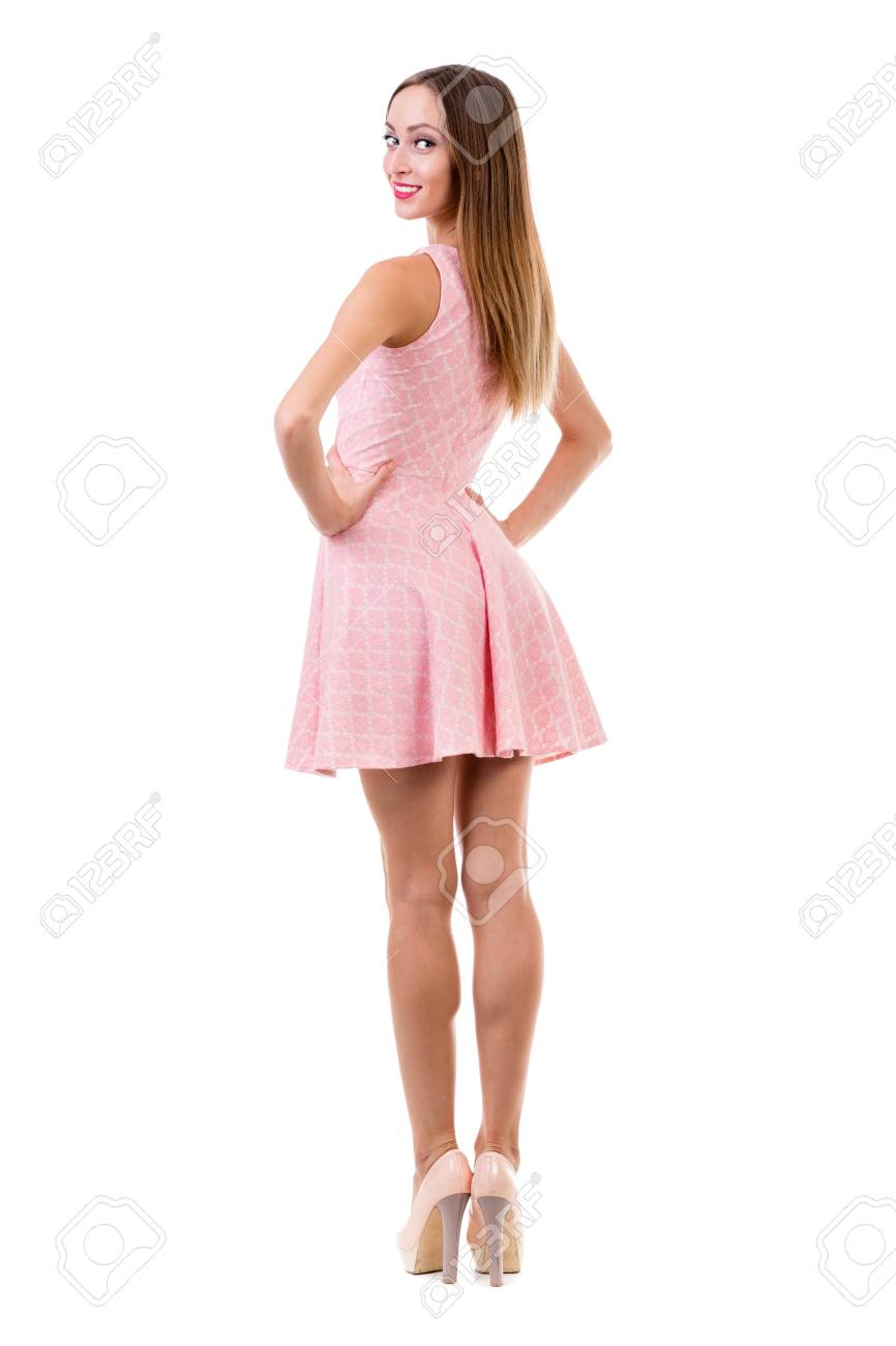 Vestidos con fondo corto