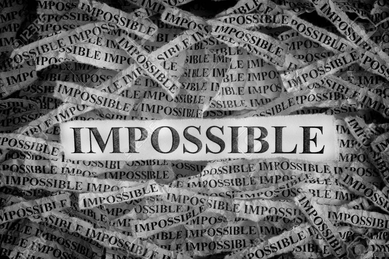 Impossible Words